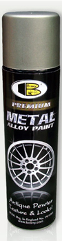 Краска для дисков METAL Alloy Paint